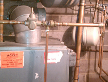 Heater and Furnace Repair
