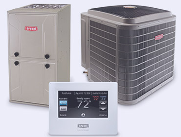 Heating and Cooling Equipment Sales